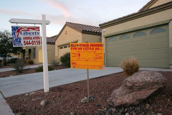 El 'boom' inmobiliario de mediados de década llegó a su fi...