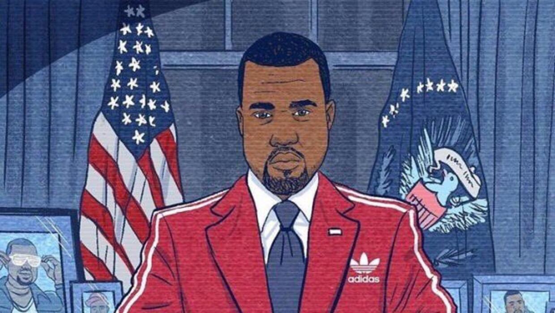 Kanye en la presidencia