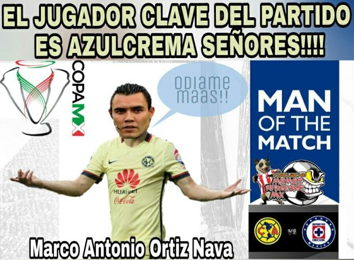 Cruz Azul también perdió con los memes de la Copa MX 22788692-1485021544...