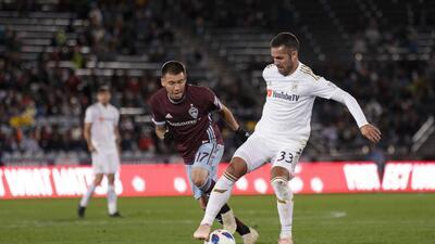 Colorado Rapids sigue armándose con talento comprobado en MLS con fichaje de Benny Feilhaber
