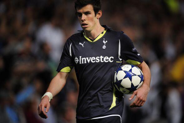 Bale es de los jugadores más importantes de los 'Spurs' y se le consider...