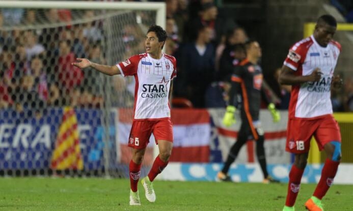 (Pro League) - Zulte 2-1 Mouscron: el mexicano Omar Govea sigue siendo t...