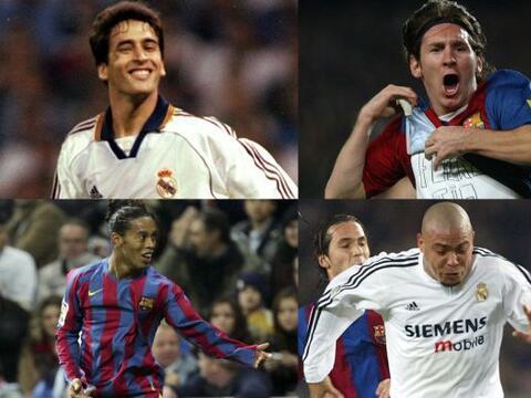 El clásico español, Barcelona vs. Real Madrid, es sin duda...