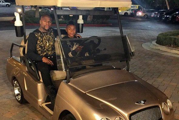 Bentley Golf-kart