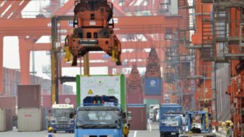Las exportaciones de Estados Unidos bajaron un 0.5%.