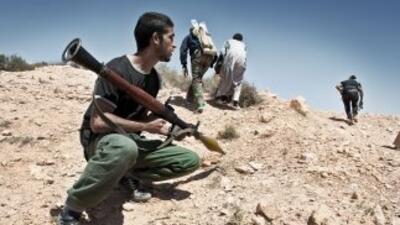 cuatro meses después del comienzo de la revuelta en Libia, surge la duda...