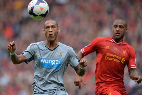 Los 'Reds' jugaban un partido complicado ante el Newcastle.