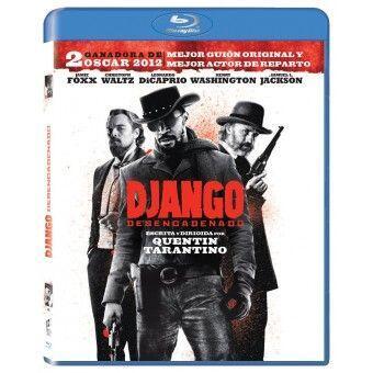 """""""Django desencadenado"""": para los fans de Quentin Tarantino esta es una e..."""