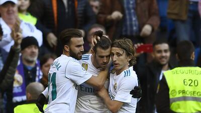 Real Madrid vs. Deportivo La Coruña