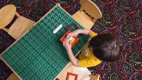 Artículos que pueden ayudar a calmar a niños con autismo