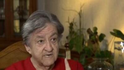 Rosa del Carmen Verduzco, mejor conocida como Mamá Rosa