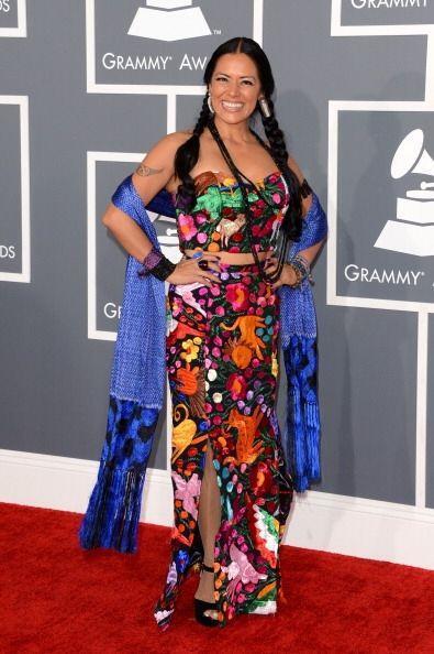 Quien confundió los Grammys con una celebración muy a la mexicana fue Li...