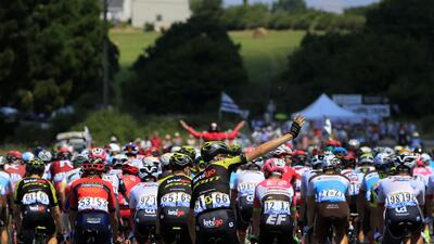 En fotos: Así se vivió la cuarta Etapa del Tour de Francia, con nuevo líder en la general