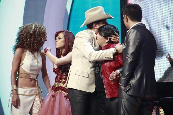 El Dasa abrazó a Stephanie tras enterarse que era él quien...