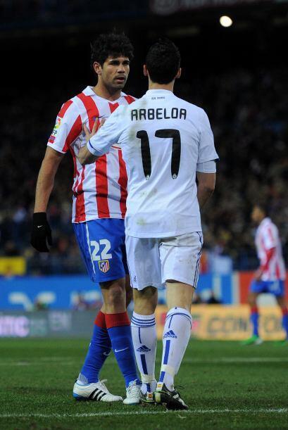 No faltaron los choques entre ciertos futbolistas.