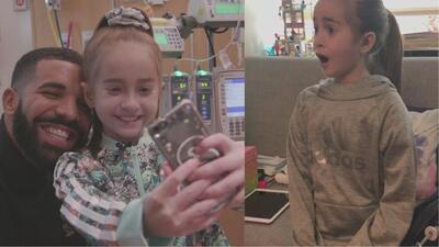 En video: La reacción de una niña enferma del corazón al enterarse de que su trasplante estaba listo