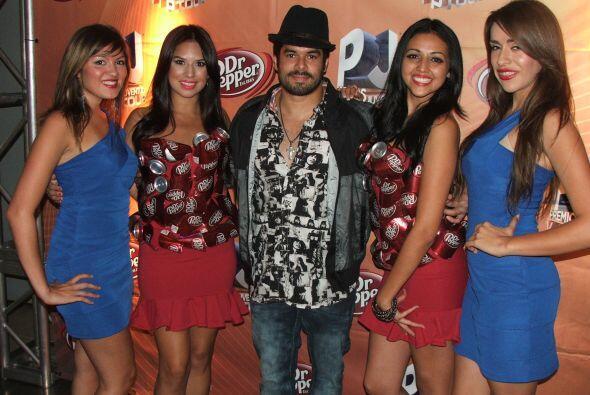 Concierto Privado PJ VIP Tour 2012 - jerry rivera