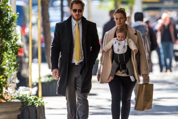 La maternidad le ha sentado de maravilla a la actriz, Drew Barrymore.