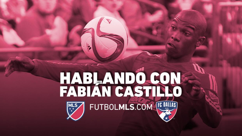 Hablando con Fabián Castillo