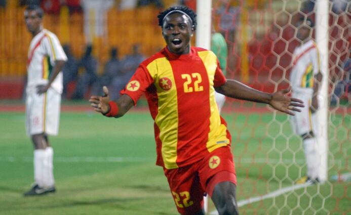 Endurance Idahor, nigeriano, murió durante un partido entre el Al Merrei...