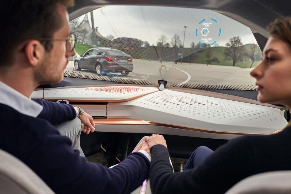 Vehículos sin conductor: estos son los pasos hacia un futuro de autos si...
