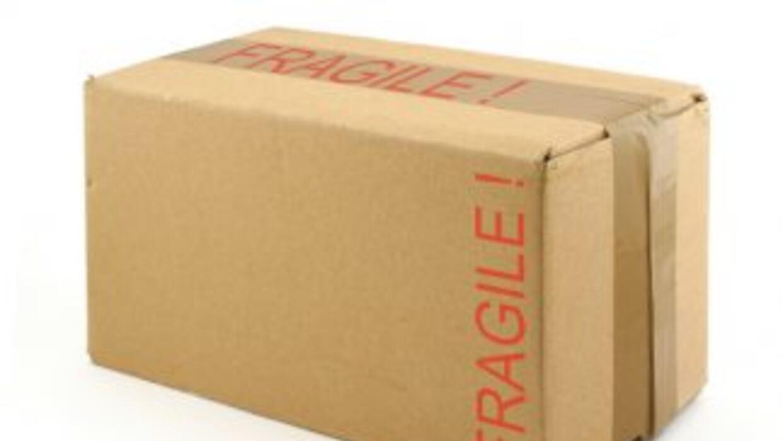 La policía halló un cuerpo dentro de un paquete enviado por correo y fac...
