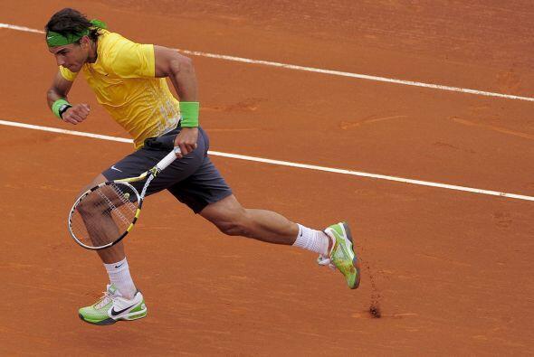 El segundo torneo de arcilla rumbo a Roland Garros, el torneo Conde de G...