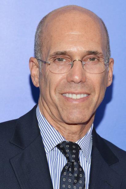JEFFREY KATZENBERG-  El CEO de DreamWorks es otra de las personalidades...