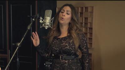 Esta latina divide su tiempo entre exitosa cantante y prometedora agente del FBI