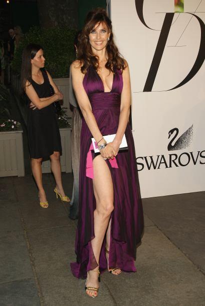 Carol Alt es una bella actriz y supermodelo conocida por haber estado en...