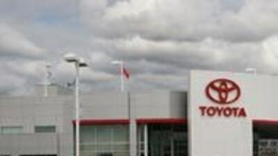 Toyota suspendió exportaciones a Irán