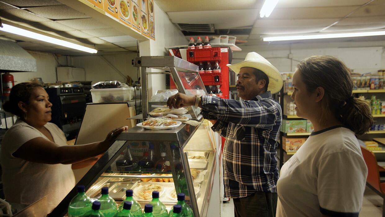 Más de un 40% de los hispanos sufren de colesterol alto, uno de los porc...