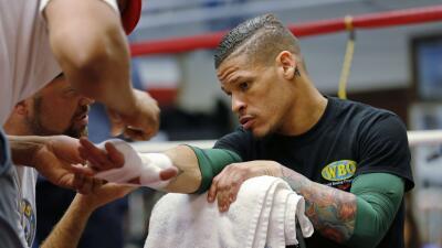Cruz regresa al ring.