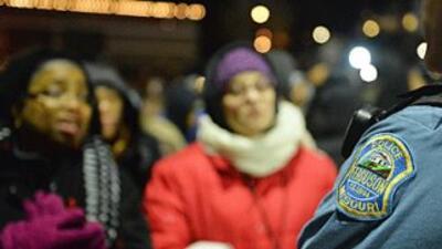 La muerte del joven afroamericano Michael Browm, en agosto del año pasad...