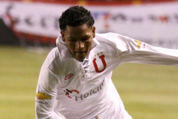 ''Ma llamo Gonzalo Chila'': Angel Cheme (jugador de la Liga de Quito, su...