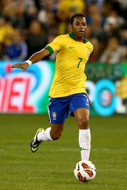 El ataque brasileño, contrario a lo que dicta su historia, vive una etap...