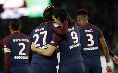 París Saint Germain 2-2 Caen: PSG empata y pierde a cuatro jugadores ant...