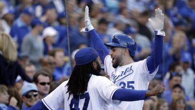 Royals vencen a Astros