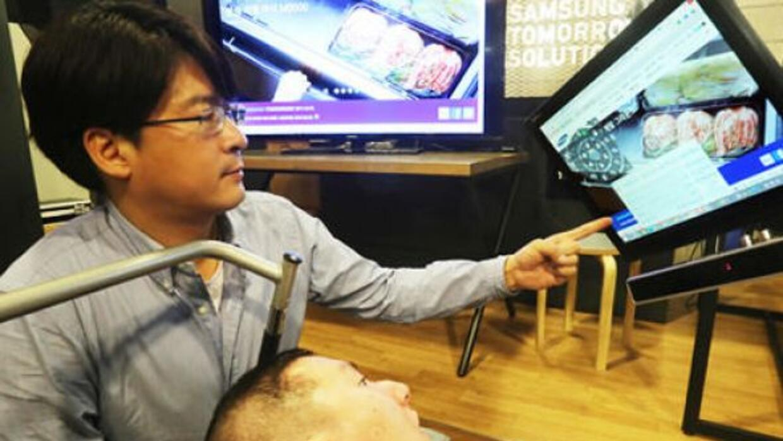 Samsung también desarrolla tecnología con fines médicos.