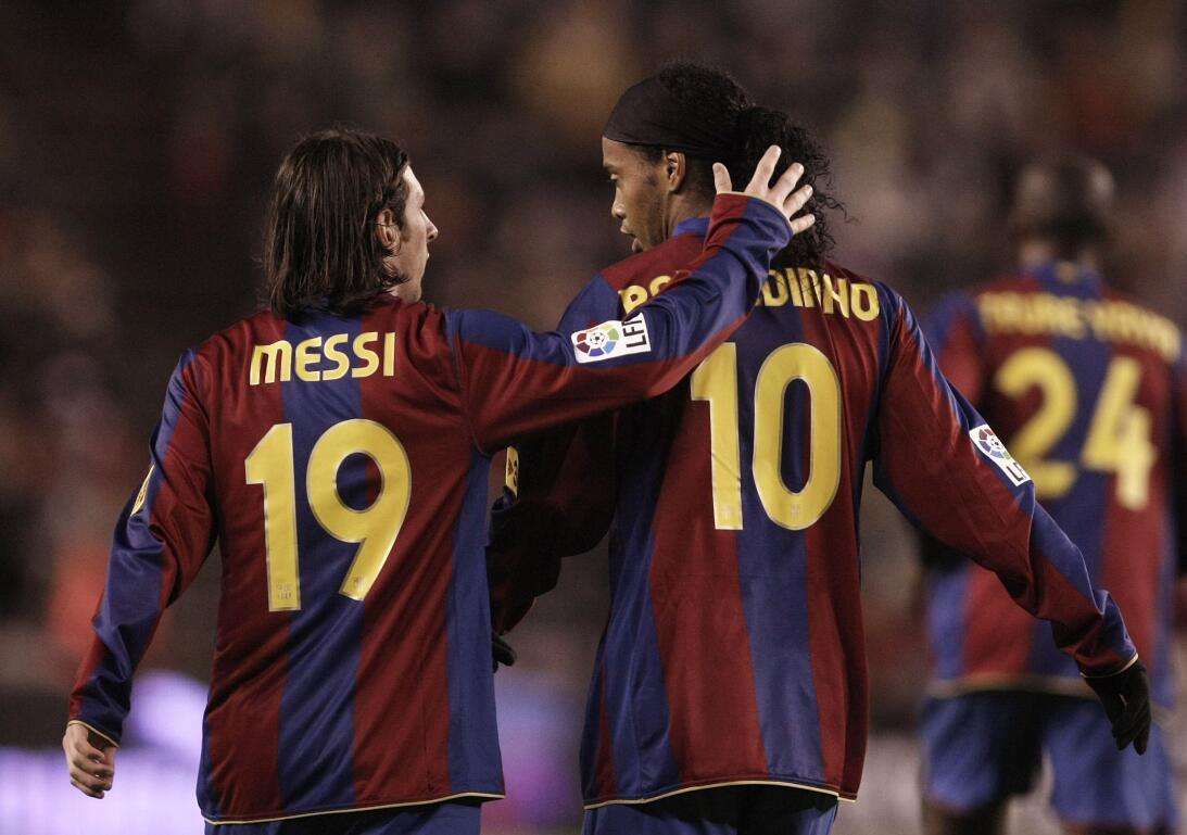 Messi ahora va tras dos leyendas en el 'Club de los 500 con una sola cam...