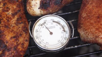 Master of the Grill: El termómetro en la parrilla, entre la precisión y el tanteo