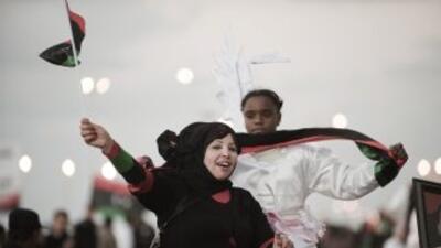 """Las esperanzas de una nueva Libia están """"en peligro"""" por las violaciones..."""