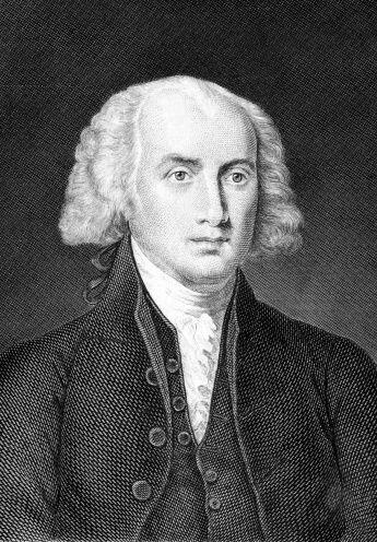 #4- James Madison. Mandato desde 4 de marzo de 1809, hasta 4 de marzo de...