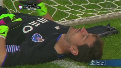 El Oporto pierde en casa con el colista y se despide virtualmente de la Liga