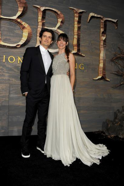 La premier 'The Hobbit: The Desolation of Smaug' se llevó a cabo en el C...
