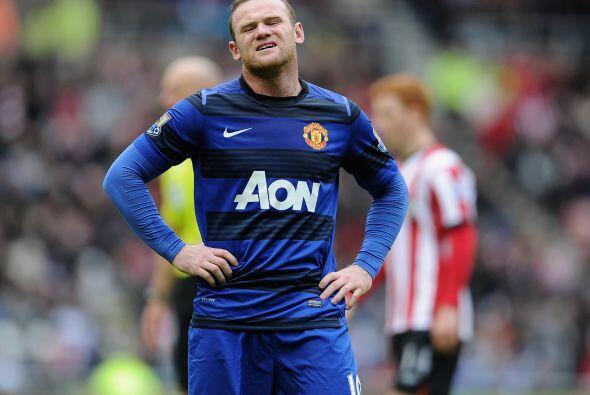 Volviendo al otro partido, el United no pudo hacer más goles y ganó por...