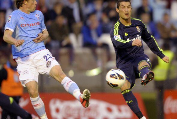 El enrrachado Real Madrid disputó su duelo de la Liga española en casa d...