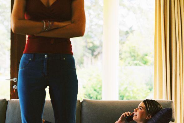 Son varios los factores que hacen que un hijo se quede instalado en una...