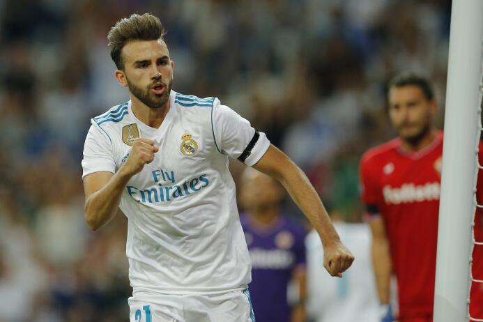 Borja Mayoral solo ha sumado 119 minutos en La Liga con el Madrid y ha m...