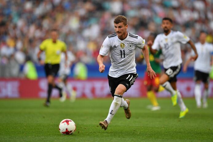 La 'otra' Alemania es más costosa que el Tri de Copa Confederaciones Get...